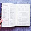 Ежедневник недатированный В6, 160 листов Florence, искусственная кожа цветной срез, чёрный, фото 6