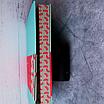 Ежедневник недатированный В6, 160 листов Florence, искусственная кожа, цветной срез, бирюзовый, фото 3