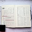 Ежедневник недатированный А5, 136 листов Powder pink foil, искусственная кожа, фото 6