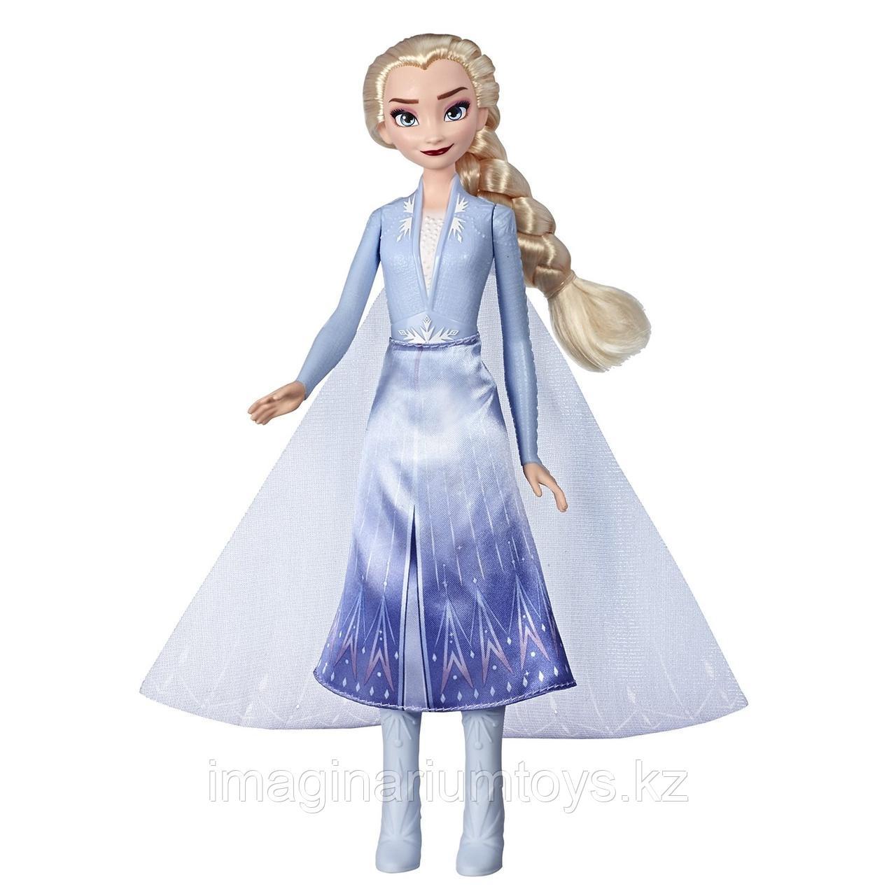 Кукла Эльза со сверкающим платьем Frozen 2 Hasbro