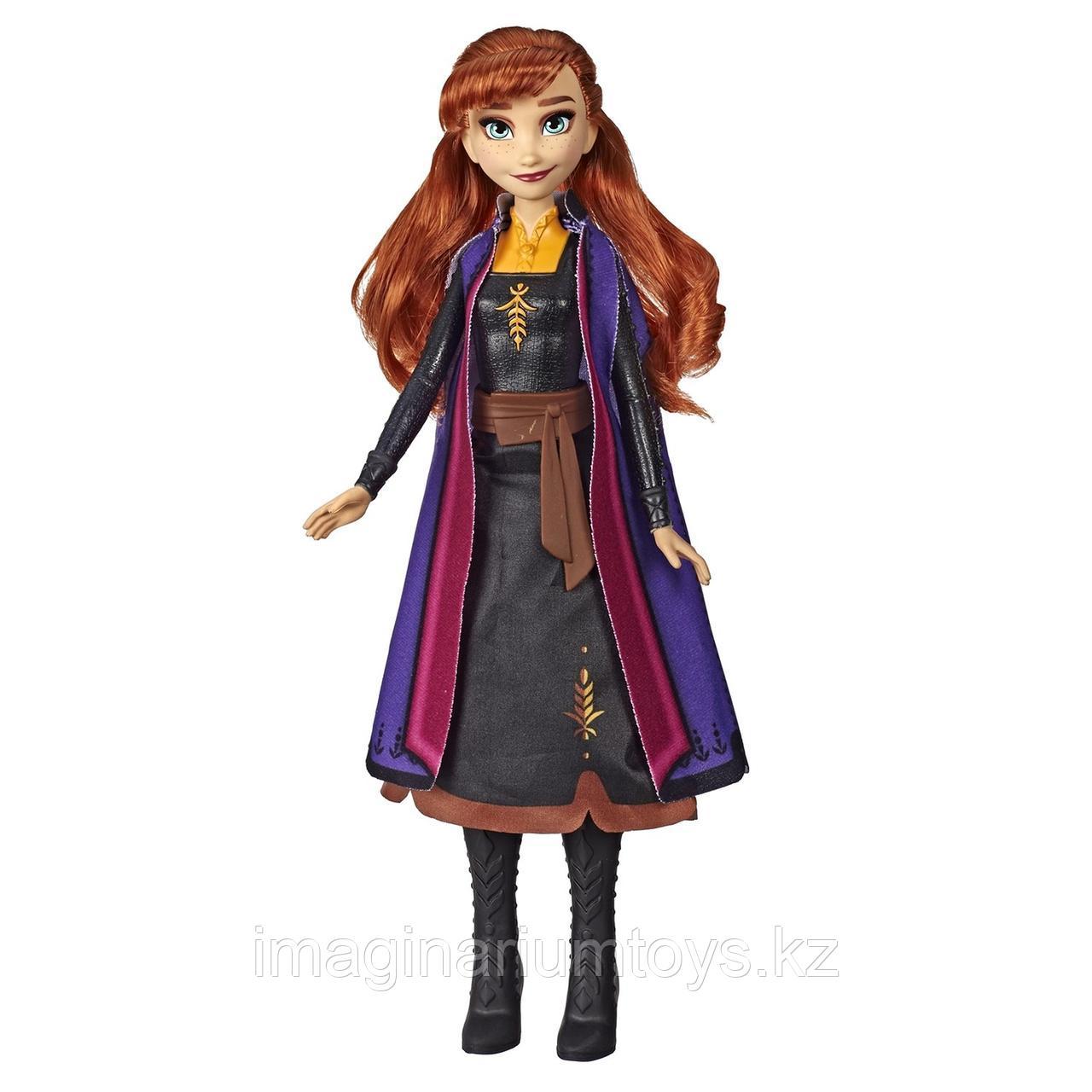 Кукла Анна со сверкающим платьем Frozen 2 Hasbro