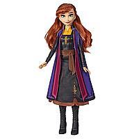 Кукла Анна со сверкающим платьем Frozen 2 Hasbro, фото 1