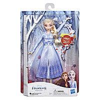 Кукла Эльза поющая с подсветкой Frozen 2 Hasbro, фото 1
