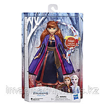 Кукла Анна поющая с подсветкой Frozen 2 Hasbro