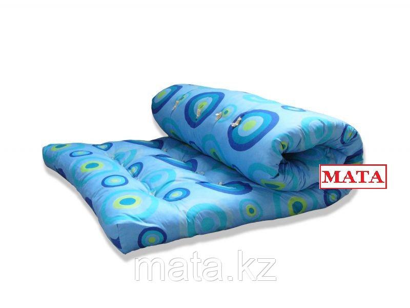 Матрас ватный 160х200 двухспальный