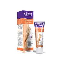 Депилятор-экспресс для тела Velvet, замедляющий рост волос, 100 мл (комплект из 2 шт.)