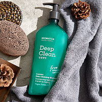Глубокоочищающий шампунь с кипарисом Aromatica Cypress Deep Cleansing Shampoo