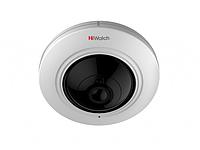 Купольная HD-TVI видеокамера HiWatch DS-T501