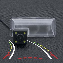 Штатные камеры заднего хода, камеры парковки