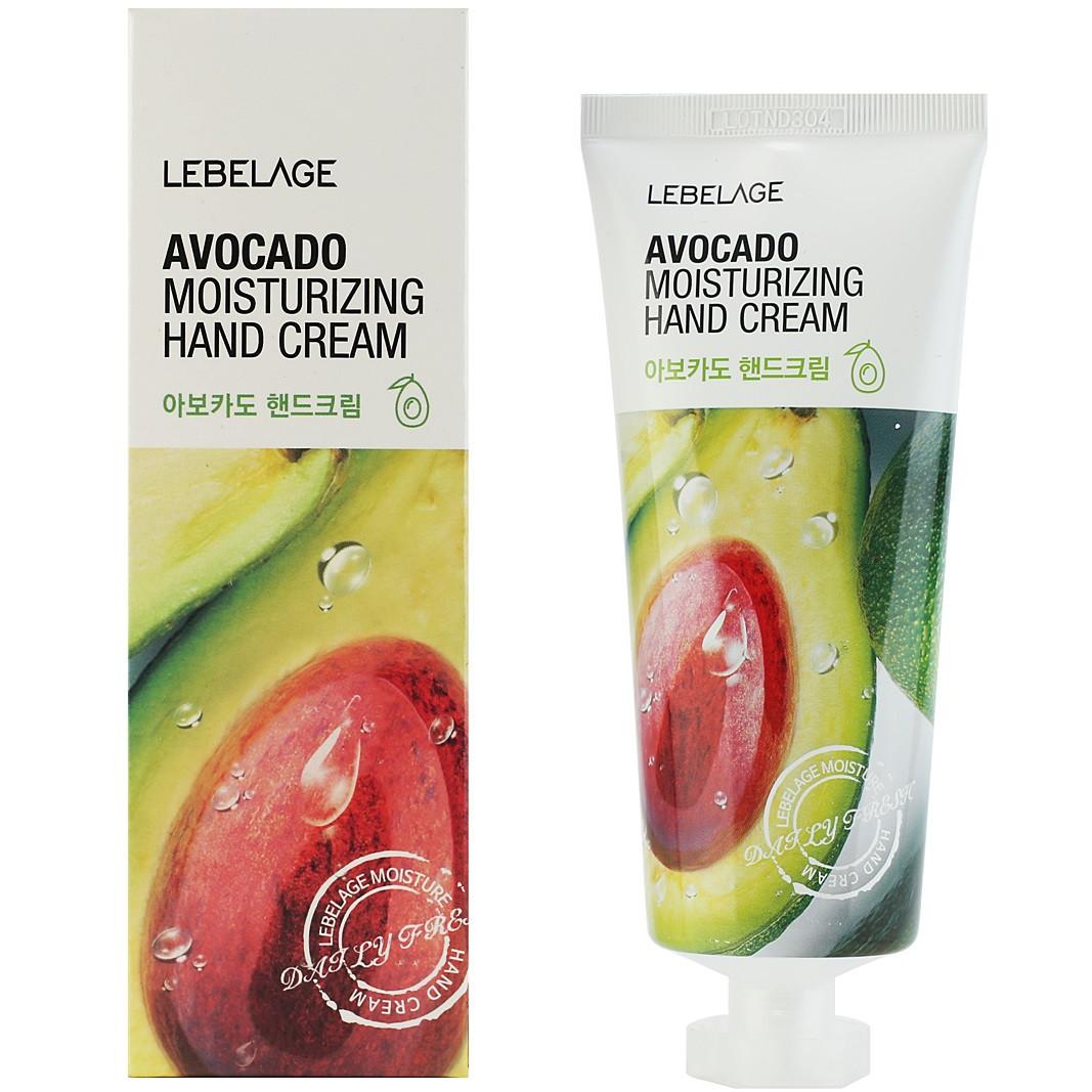 Крем для рук Lebelage Moisturizing Hand Cream 100 ml. Avocado