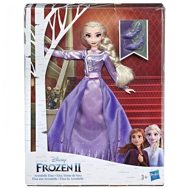 Игрушка Hasbro Disney Princess E5499/E6844 ХОЛОДНОЕ СЕРДЦЕ 2 Делюкс Эльза