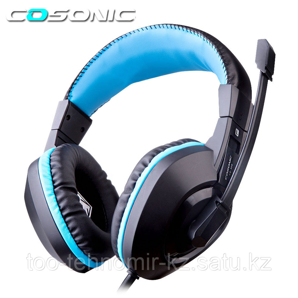Наушники+микрофон Cosonic CD-908