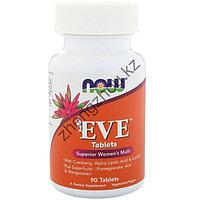 Витамины Now Foods EVE 90 Таблеток, фото 1
