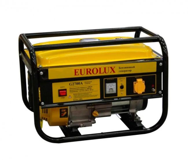 Электрогенератор EUROLUX G2700