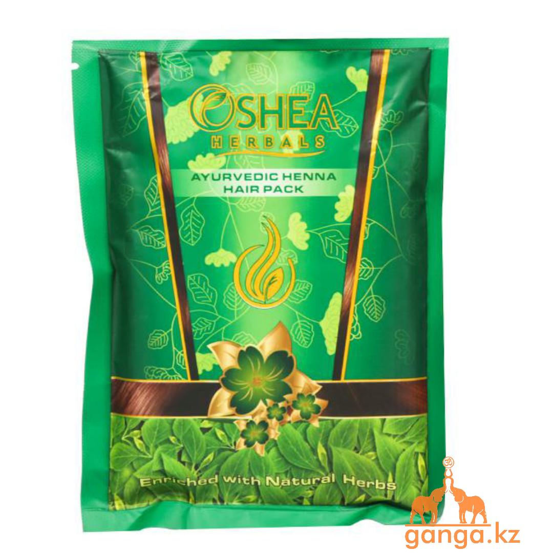 Натуральная хна для волос (Natural Henna Hair Pack OSHEA HERBALS), 100 гр