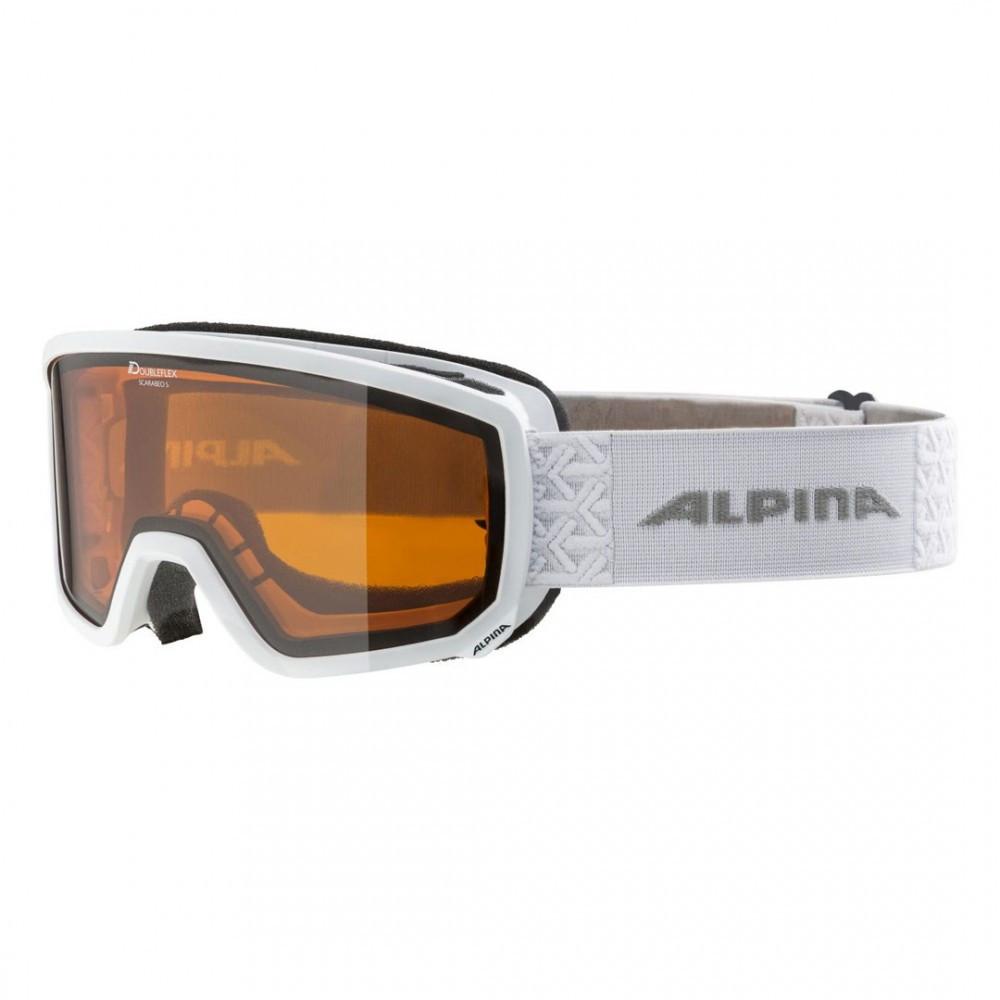 Alpina  маска горнолыжная Scarabeo S DH
