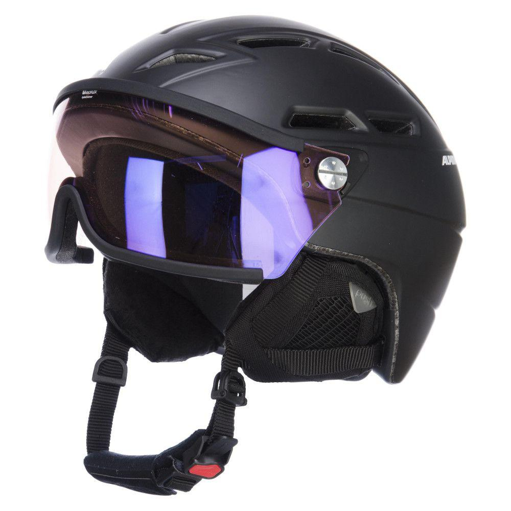 Alpina  шлем горнолыжный Griva Visor VHM