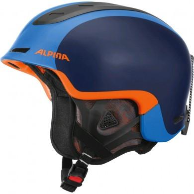 Alpina  шлем горнолыжный Spine