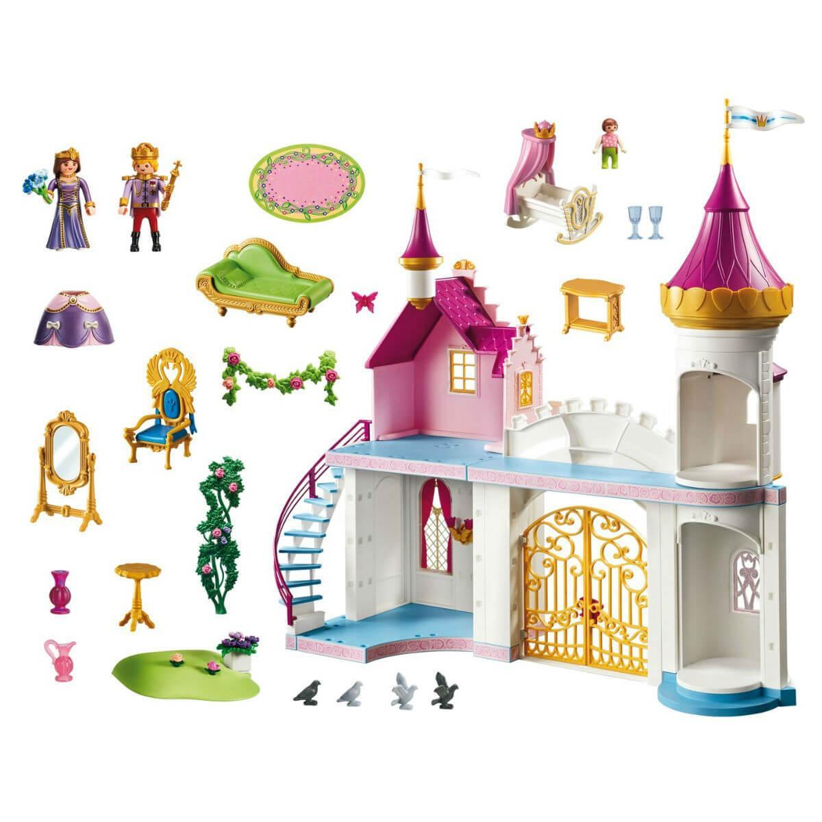 Конструктор Playmobil Замок Принцессы: Королевская Резиденция - фото 2