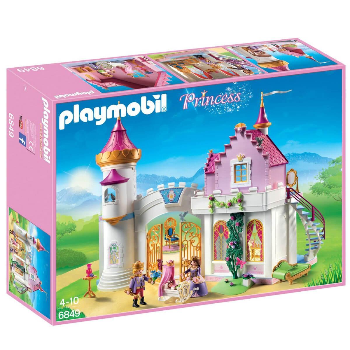 Конструктор Playmobil Замок Принцессы: Королевская Резиденция - фото 1