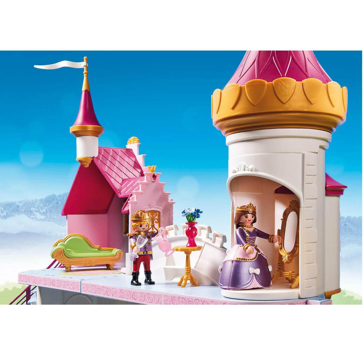 Конструктор Playmobil Замок Принцессы: Королевская Резиденция - фото 4