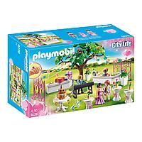 Конструктор Playmobil Стол для росписи новобрачных 9228pm