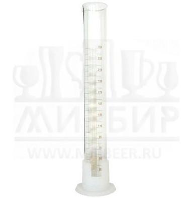 Цилиндр мерный стеклянный, 250 мл