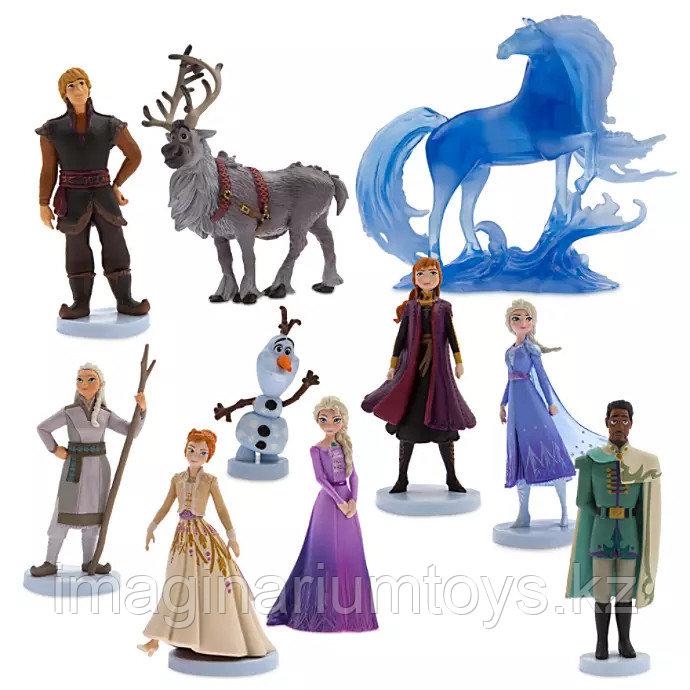 Игровой набор фигурок Холодное сердце 2 «Frozen 2» Disney