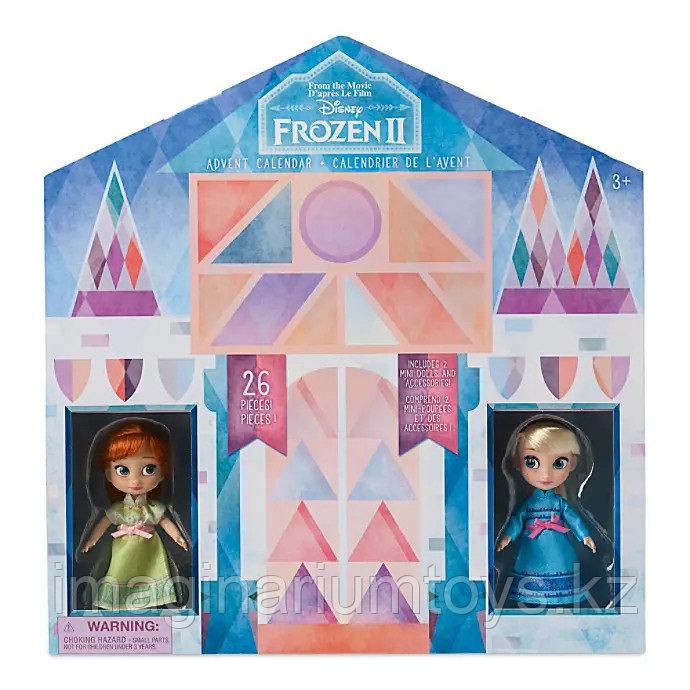 Холодное сердце 2 Адвент Календарь «Frozen 2» Disney