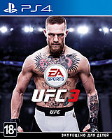 PlayStation 4 PS4 UFC 3, фото 1