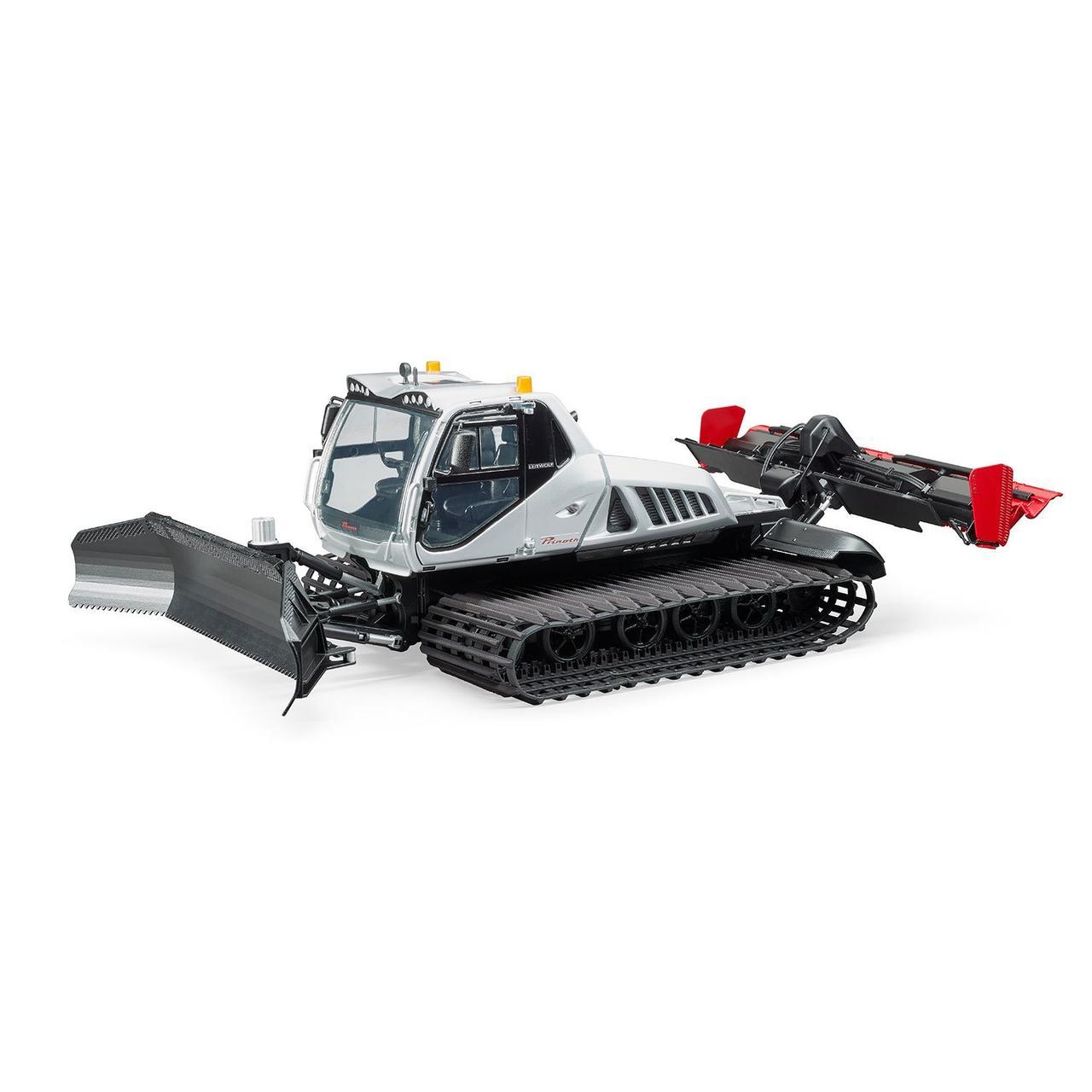 Bruder Игрушечная машина Ратрак-снегоуборщик Prinoth Leitwolf (Брудер 02-545)