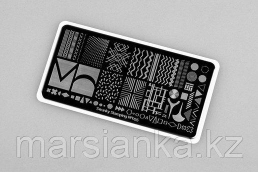 Пластина Swanky Stamping #55, фото 2