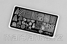 Пластина Swanky Stamping #59