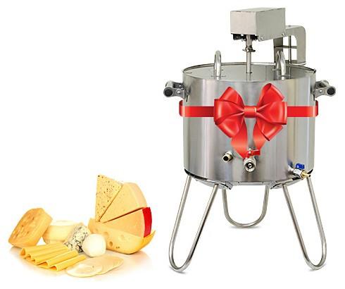 """Сыроварня """"Maggio Pro"""" — незабываемый подарок, который оценят ВСЕ!"""