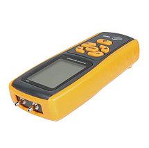 Цифровой Дифманометр Benetech GM520. Дифференциальный манометр профессиональный, фото 3