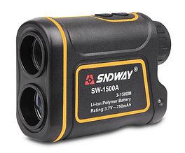 Лазерный дальномер для охоты SNDWAY SW-1500 A