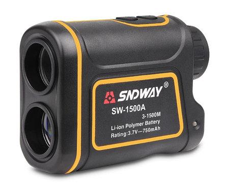 Лазерный дальномер для охоты SNDWAY SW-1500 A, фото 2