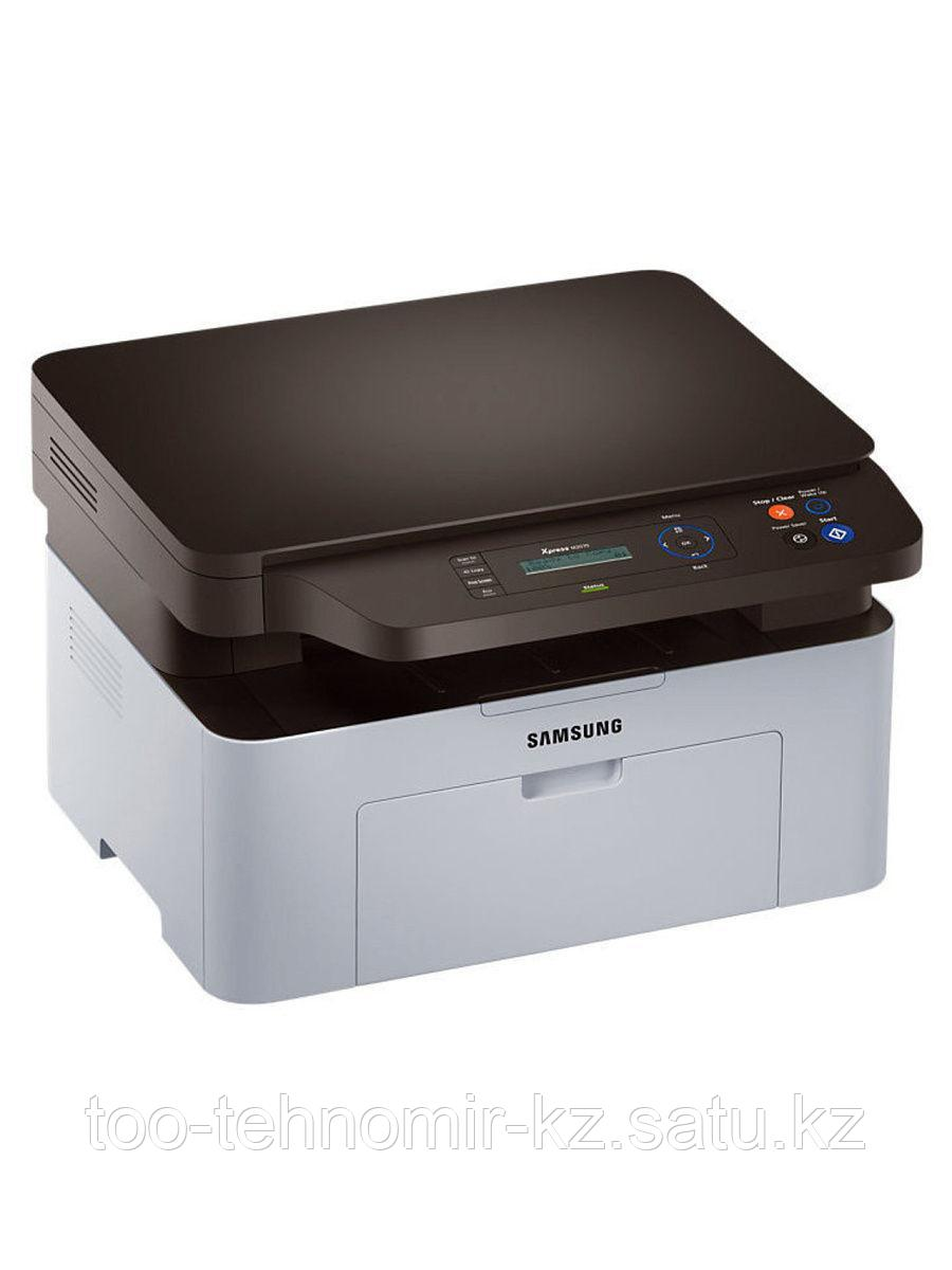 МФУ лазерный Samsung SL-M2070/FEV A4