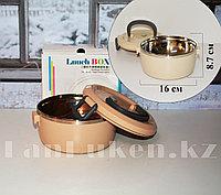 Ланч бокс для еды контейнер пищевой термос в ассортименте JD-90406