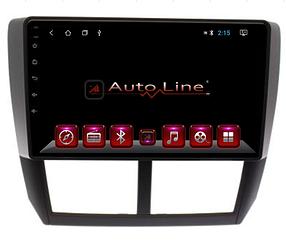 ANDROID 8.1.0 Subaru Impreza 2008-2012г. HD ЭКРАН 1024-600 ПРОЦЕССОР 8 ЯДЕР (OCTA CORE)