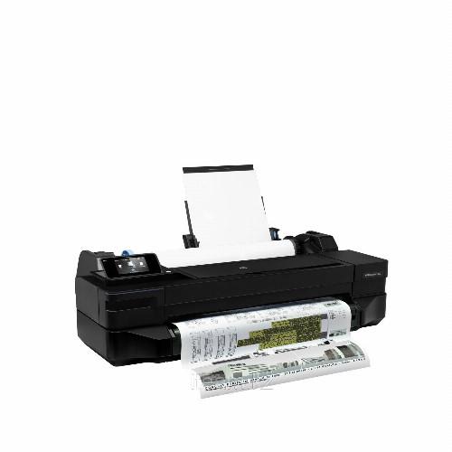 Принтер HP DesignJet T120 Color (A1 Струйный Цветной USB Ethernet Wi-fi) CQ891C
