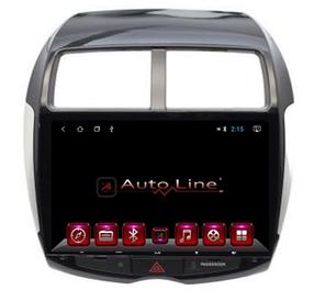 ANDROID 8.1.0 Mitsubishi ASX HD HD ЭКРАН 1024-600 ПРОЦЕССОР 8 ЯДЕР (OCTA CORE)