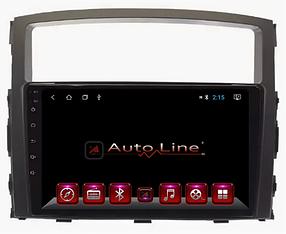 ANDROID 8.1.0 Mitsubishi Pajero 4 2007-2015г HD ЭКРАН 1024-600 ПРОЦЕССОР 4 ЯДРА (QUAD CORE)