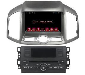 ANDROID 8.1.0 Chevrolet Captiva 2013-2016г. HD ЭКРАН 1024-600 ПРОЦЕССОР 8 ЯДЕР (OCTA CORE)