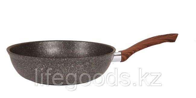 """Сковорода 280мм с ручкой, АП линия """"Granit Ultra"""" (Original) сго280а"""