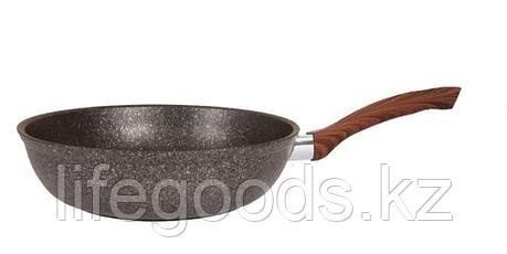 """Сковорода 280мм с ручкой, АП линия """"Granit Ultra"""" (Original) сго280а, фото 2"""