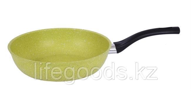 "Сковорода 220мм с ручкой, АП линия ""Trendy style"" (Lime) 220tsl"