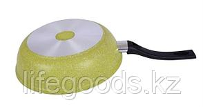 "Сковорода 220мм с ручкой, АП линия ""Trendy style"" (Lime) 220tsl, фото 2"