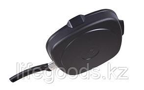 Сковорода-гриль квадратная 260х260мм с ручкой, АП сгк260а, фото 2