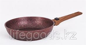 "Сковорода 280мм со съемной ручкой, АП линия ""Granit ultra"" (Red) сга282а, фото 2"